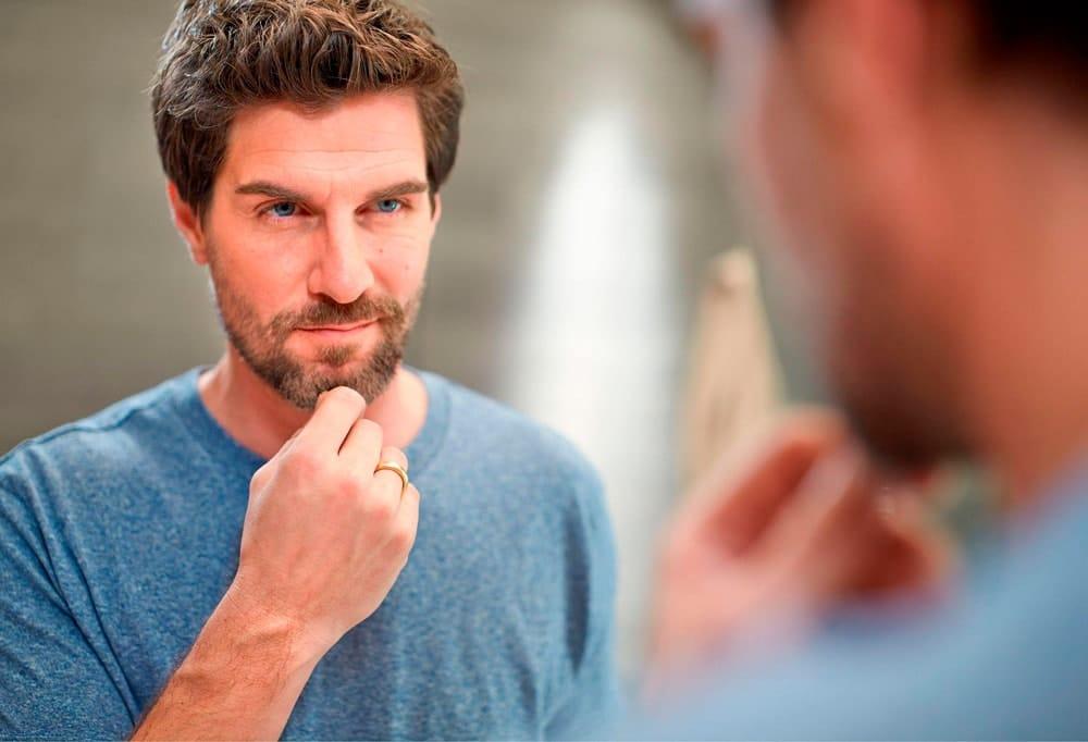 Attica transplante de barba