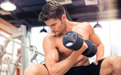 Calvície – Poderá o ginásio tornar-te careca?